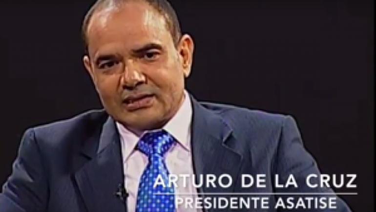Entrevista a Arturo De La Cruz y Patrick Santana